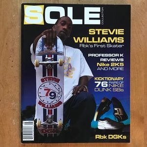 Sole Collector Magazine 🛹